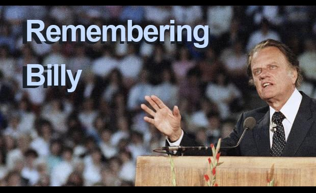 Remembering Billy Graham, by Mel White