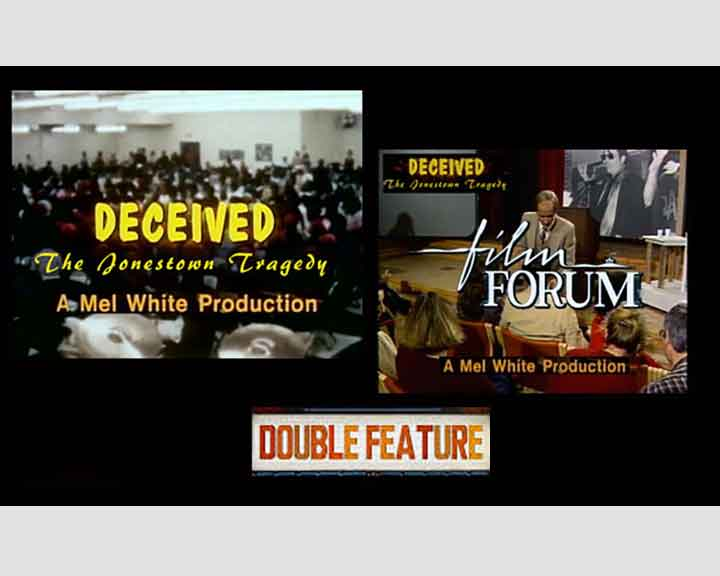 Deceived Jones Town Tragedy Documentary by Mel White