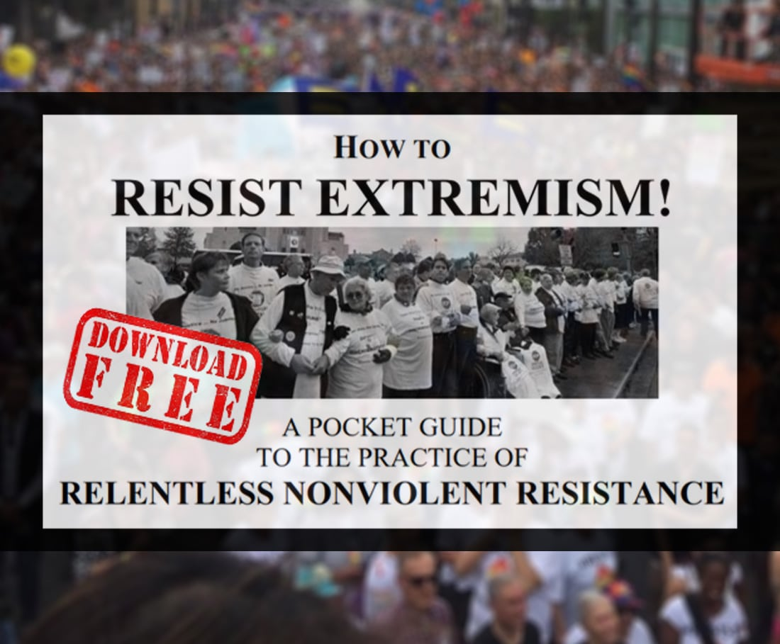 pocket guide to resistance by Mel White